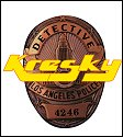 Kresky badge graphic